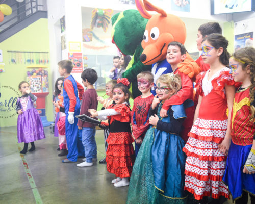 Soirée Carnaval Okidok Besançon